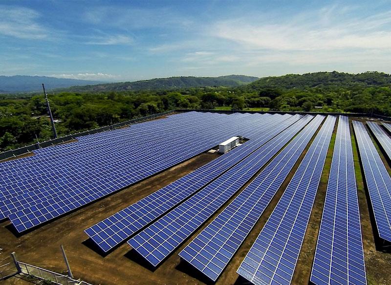 Campo Fotovoltaico Tordec